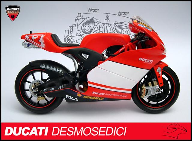 Scale Ducati