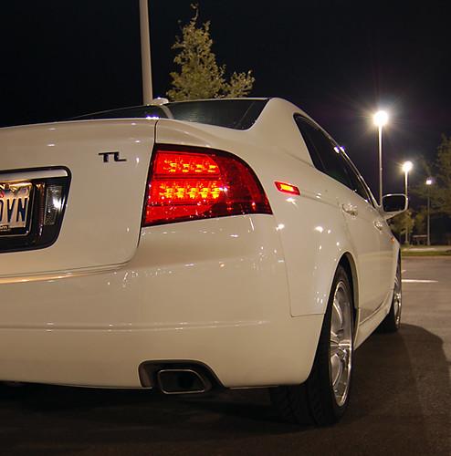 2005 Acura TL - White Diamond Pearl 4