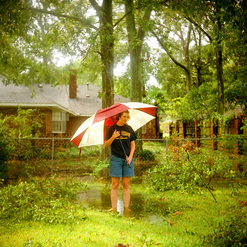 hurricane rita small aftermath & pam | by ratterrell