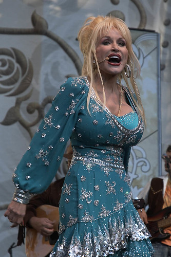 Dolly Parton - Hardly Strictly Bluegrass Festival | by davegolden