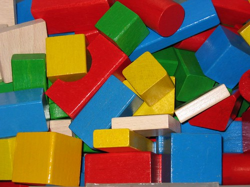 Building Blocks | by Holger Zscheyge