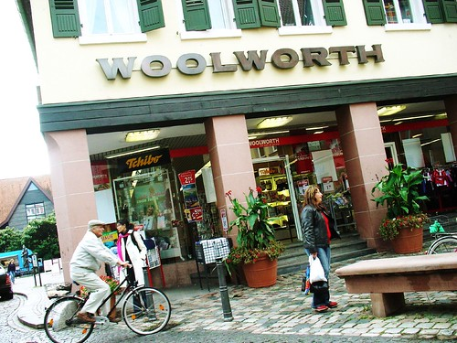 The Woolworth in Ladenberg | by t a m