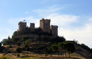 The castle at Almodovar del Rio, Andalucia, Spain, 30 September 2005 | by PhillipC