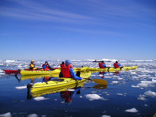 Antarctic kayaking | by bazzat2003