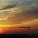 Sunset & Antennas