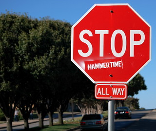 Stop Hammertime | by Rich Anderson