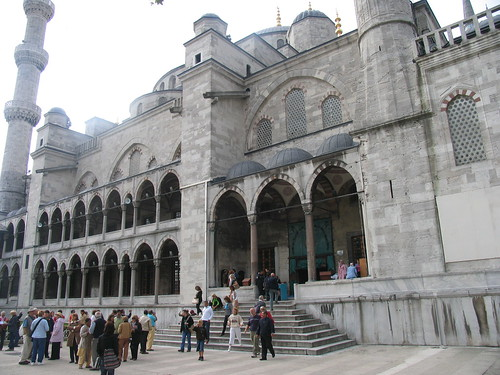 Blue Mosque Courtyard | by khoogheem