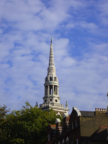 St Mary's Church Steeple | by aaroscape