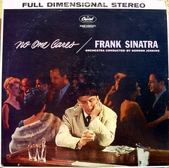 No One Cares / Frank Sinatra | by Paula Wirth