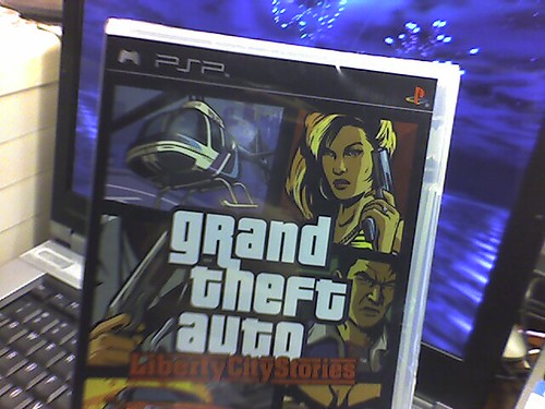 Gta for PSP | by jetrotz