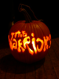 Warriors Jack-o-lantern | by Cyberoptix™
