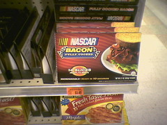 NASCAR Bacon | by lordsutch
