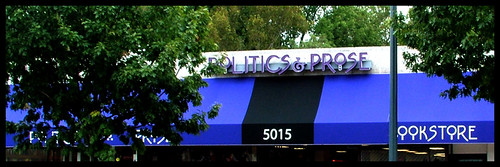 Politics and Prose | by katmeresin