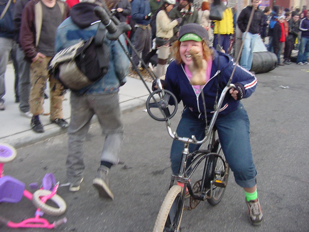 Dildo bike | Michael Green | Flickr