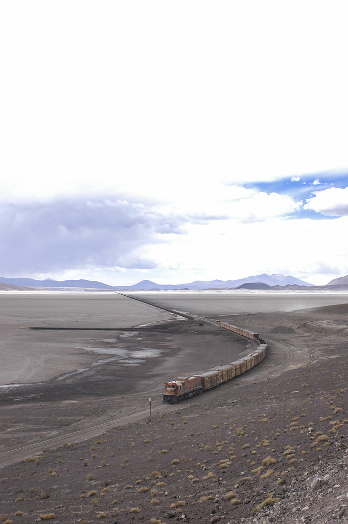 The Train From Bolivia, Chile 2004 | by Marcelo  Montecino