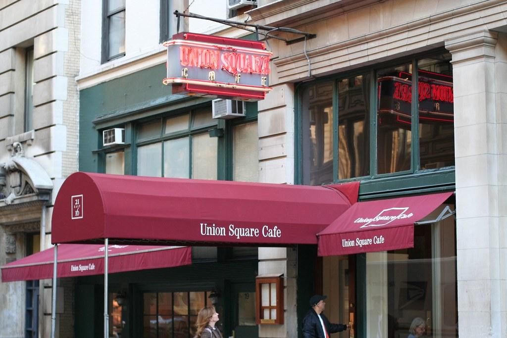 Union Square Cafe New Menu
