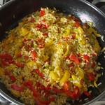 Rice'n Pasta Pfanne