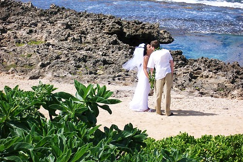 Our wedding in Hawaii | by ewen and donabel