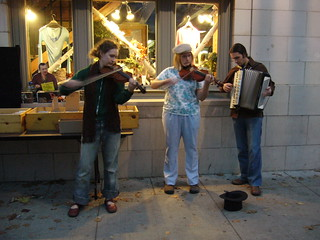 Busking on State Street | by kafka4prez
