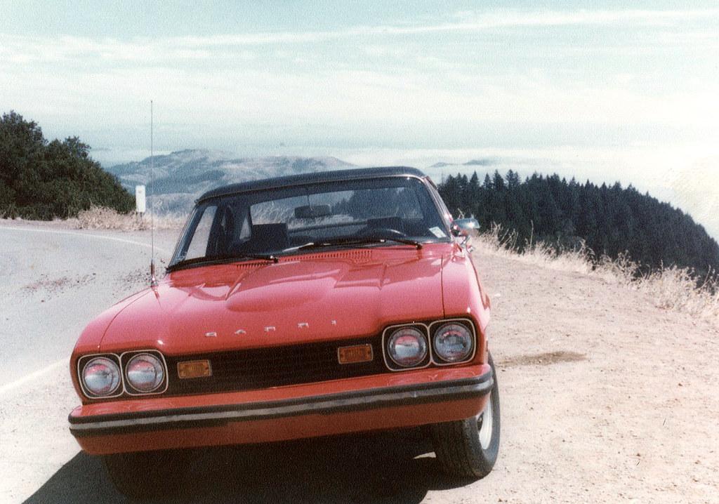 10,000 views?!   My 1974 Mercury Capri This car was my trade…   Flickr