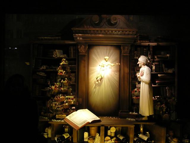 fantasma de la navidad
