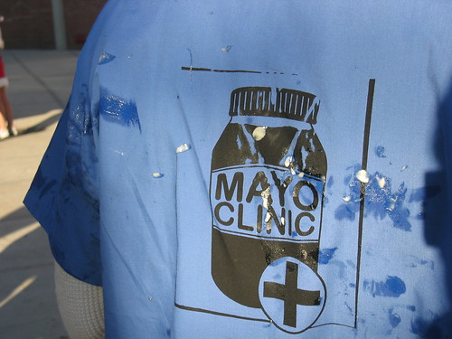 Mayo Clinic | by satanslaundromat