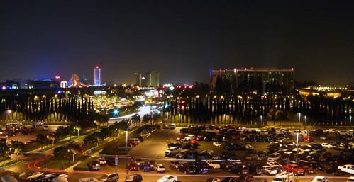 Img 1063 jpg a view of the anaheim nighttime skyline Best home security los angeles