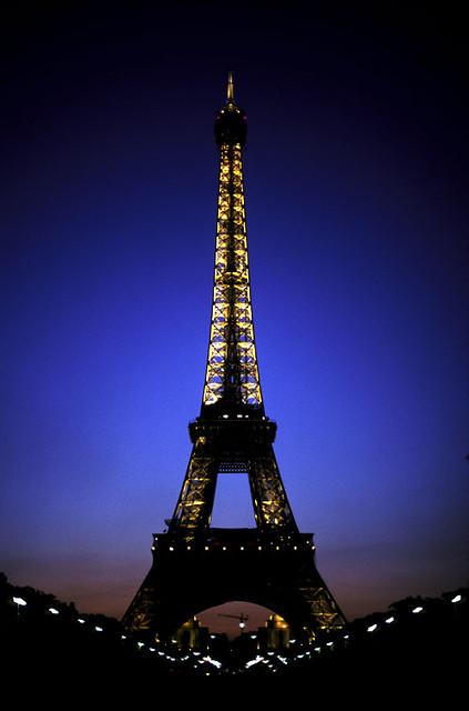 France Eiffel Tower The Eiffel Tower Paris France