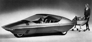 Mother's Retro Future Car | by Quasimondo