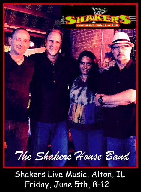 The Shakers House Band 6-5-15