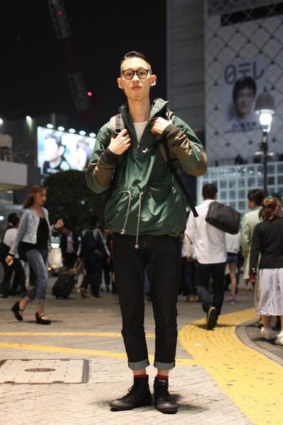 六月日本街拍 14