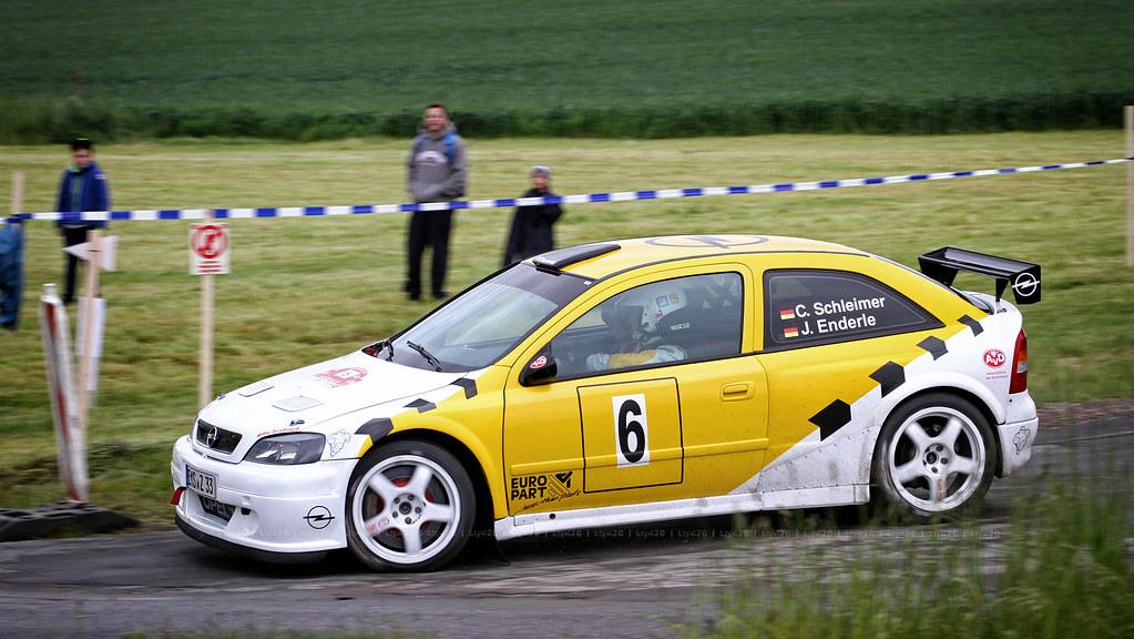 All Car Company >> Christoph Schleimer - Jan Enderle // Opel Astra G Kit Car ...