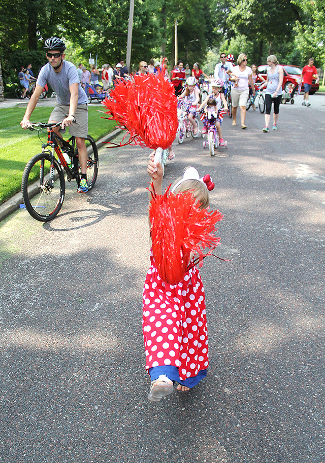 4th of July Parade 2015