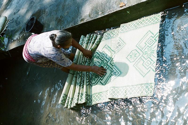 Washing Floor Mat