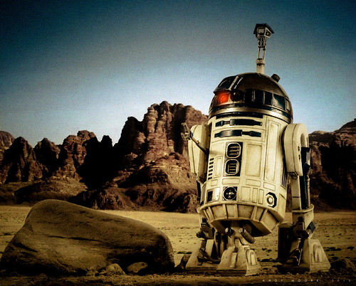 R2-D2 | by Andy R Moore
