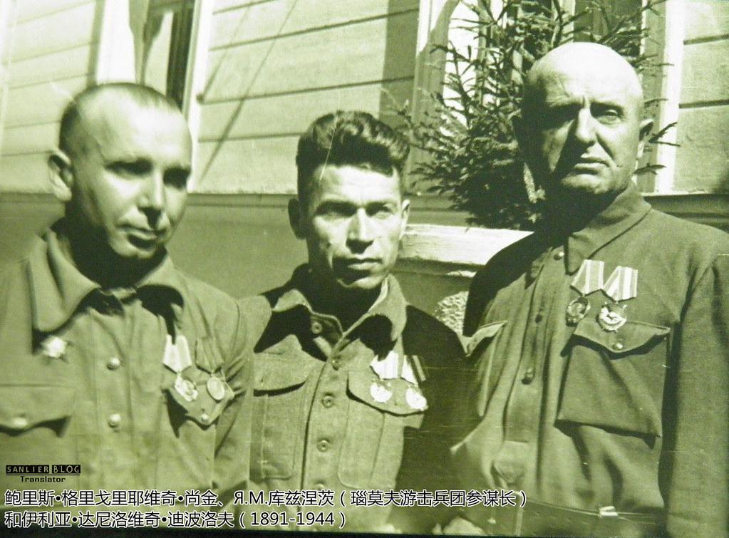 乌克兰游击队指挥官16