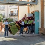 Corpus Sitges 2015 - Sortida de les 3 parelles de Gegants i pregó del Clavell