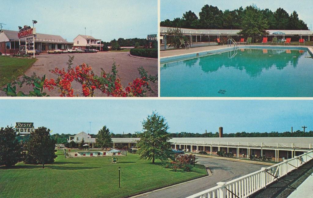Reste' Motel - Emporia, Virginia