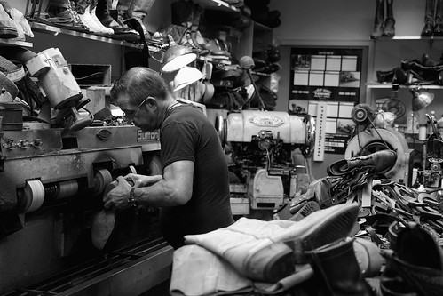 Bernie S Shoe Repair Portland