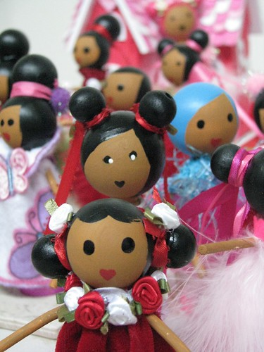 group of clothespindolls | by Sugar Plum Dolls