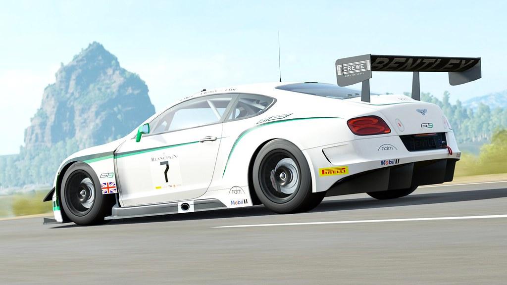 Forza Horizon 3 - 2014 Bentley Continental GT3   Facebook   …   Flickr
