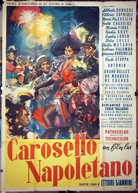 Carosello Napoletano - Poster 1