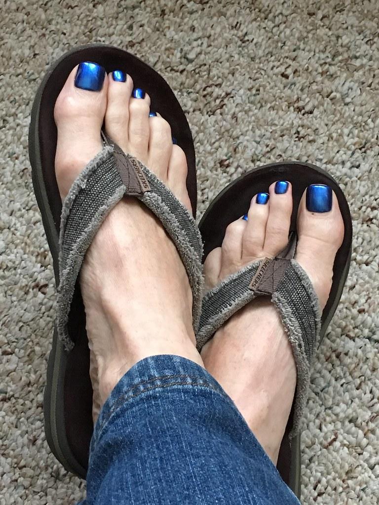 OPI - Miss Piggy\'s Big number | Really nice deep blue! | Flickr