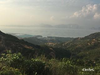 CIRCLEG 遊記 香港 屯門 菠蘿山 良景邨 日落  (43)