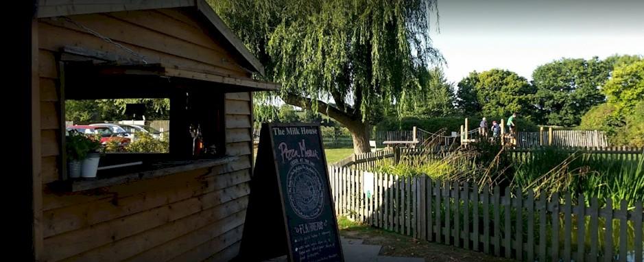 The Milk House, Sissinghurst