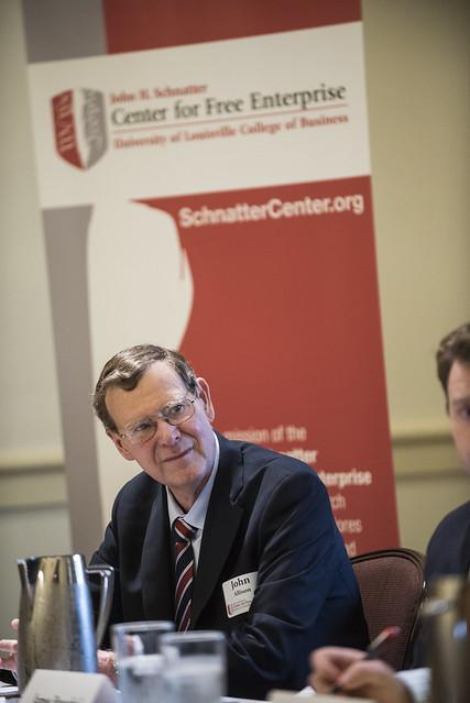 COB - Business Panel - John Allison