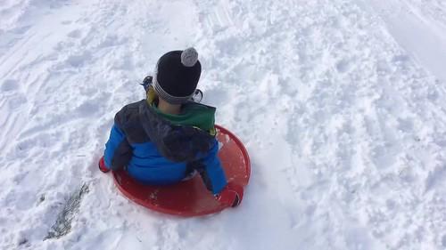 Snow Storm Helena 2017