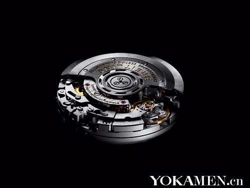 Breitling-made movement