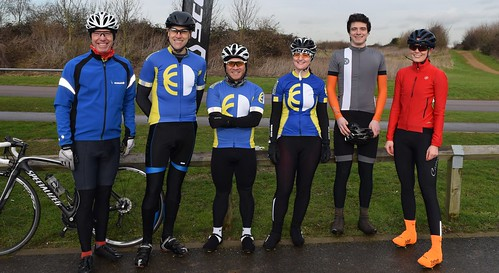 BCC at Hillingdon Imperial Winter Series Round 8 4th Feb 2017