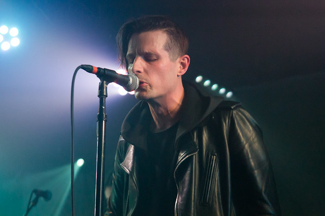 Cold Cave @ Rock & Roll Hotel, Washington DC, 1/25/2017